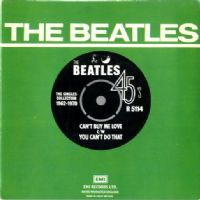 Beatles,The - Can't Buy Me Love/You Can't Do That (R 5114) M-/M-